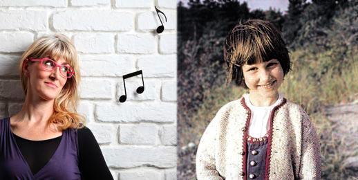 Martina Petz, Sängerin & Autorin, einst und jetzt